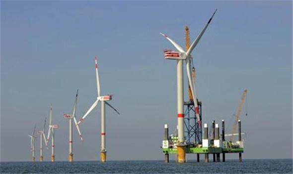 《特別呈現》 超級工程 海上巨型風機
